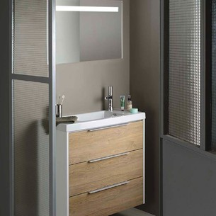 Meubles salle de bains XS par Sanijura
