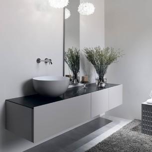 Meubles de salle de bains Gola Design par Stocco