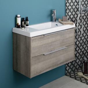 Meubles de salle de bains XS par Sanijura