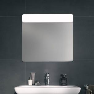 Miroir pour salle de bains espace aubade - Miroir amovible salle de bain ...