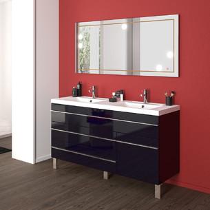 Miroir Tiffany Cadre par Decotec