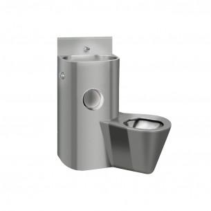 Pack WC complet Franke pack WC avec lavabo lave-main intégré