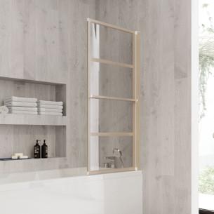 Pare-baignoire Zen-Pur de la marque Jacuzzi