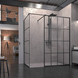 Concept Walk-In EASY de Sanswiss