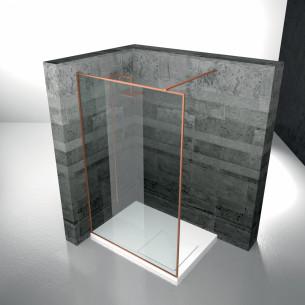 Cloison de douche Série PKT/PKF de Vismara