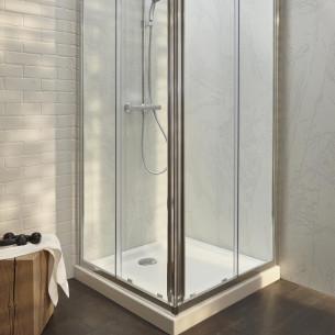 Porte de douche pivotante Serenity de Jacob Delafon