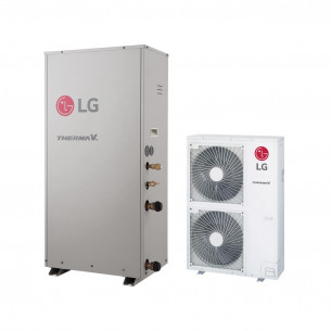 Pompe à chaleur air/eau Therma V Split LG