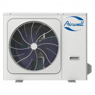 Pompe à chaleur air/eau performante Wellea Split par Airwell