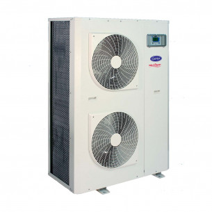 Pompe à chaleur air/eau haute température 61AF de Carrier
