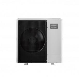Pompe à chaleur aéRothermie Ecodan Silence Mitsubishi