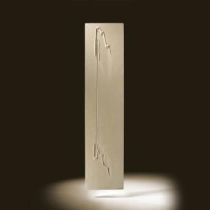 Radiateur électrique design et artistique Fusion par Cinier