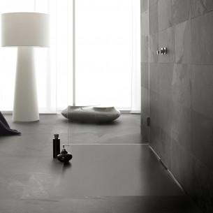 Receveur de douche minimaliste Xetis par la marque Kaldewei