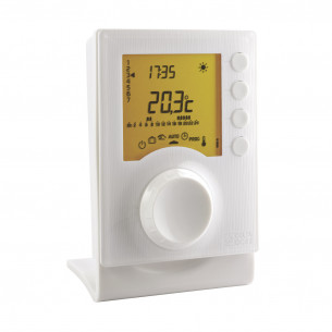 Régulation Et Thermostat Tybox 137 Delta Dore