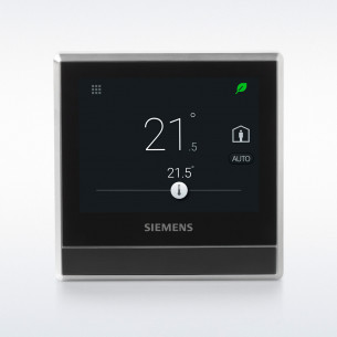 Thermostat d'ambiance Intelligent RDS110 Siemens
