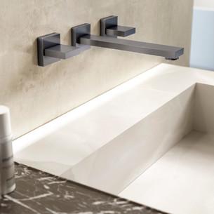 Robinet Mélangeur design pour lavabo à encastrer Philae de Horus