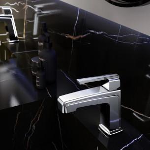Mitigeur lavabo avec vidage clic clac de la gamme Zéphyr par Horus