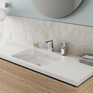 Robinet pour lavabos et vasque avec détecteur de mouvement Hansastela de Hansa