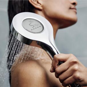Robinet pour douche intelligent et design Hansaactivejet Digital de Hansa