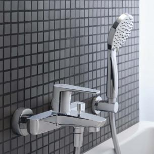 Robinet mitigeur bain douche série B1 de Duravit