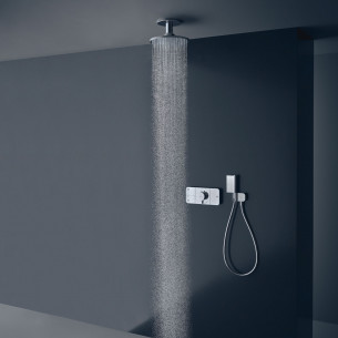 robinetterie douche axor solution encastree axor one
