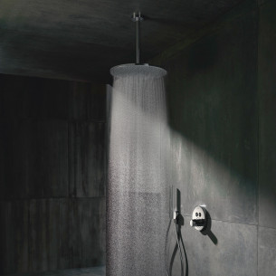 robinetterie douche axor solution encastree showerselect