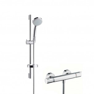 Robinets pour douche Hansgrohe Combi Croma 100 Vario