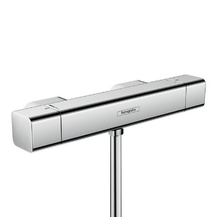 Mitigeur thermostatique douche chromé Ecostat E de Hansgrohe