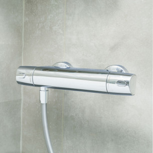 Mitigeur douche mural thermostatique Derby Style de Vigour