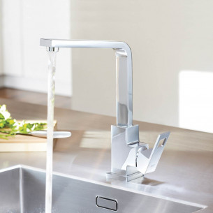 robinetterie-evier-grohe-eurocube