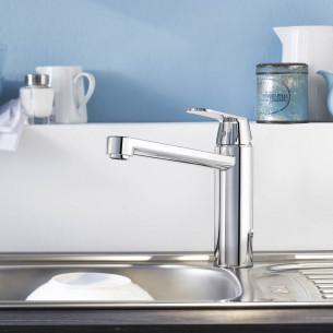 robinets évier de cuisine Grohe Eurosmart Cosmopolitan butée économique