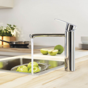robinets évier de cuisine Grohe Eurostyle Cosmopolitan