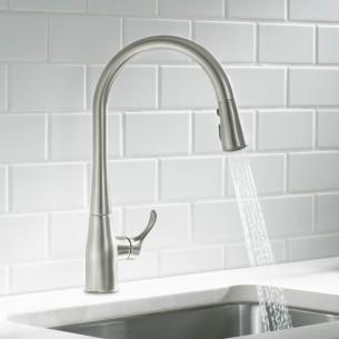 robinets évier de cuisine Jacob Delafon Simplice