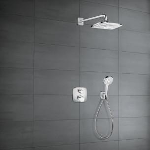 Ensemble de douche encastrée Croma E 280 / Ecostat E de Hansgrohe