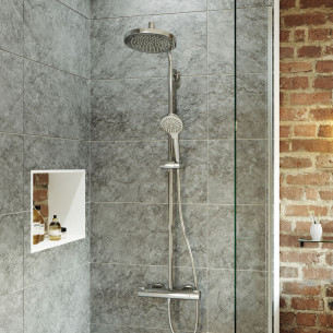 Colonne de douche Showerpipe 220 II de Hansgrohe