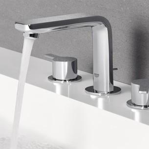 Mitigeur lavabo 3 trous Lineare de Grohe