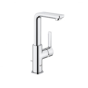 robinetterie lavabo grohe lineare taille l