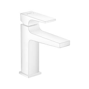 Mitigeur lavabo 110 blanc mat de Hansgrohe
