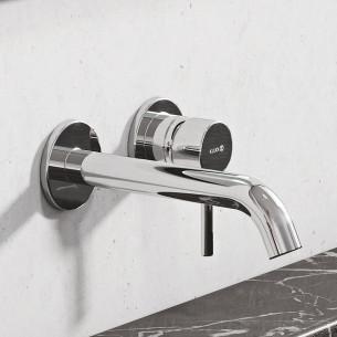 Mitigeur lavabo encastré New Bozz de Kludi