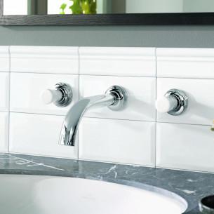 Robinet vasque ou lavabo LaFleur de Villeroy & Boch