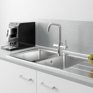 Robinet de cuisine électronique Grandis E-HD-M Schell