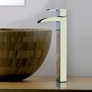 Mitigeur de lavabo rehaussé Lothus de Paini France