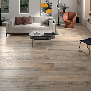 Collection Bosco par Roca Carrelage en coloris Roble