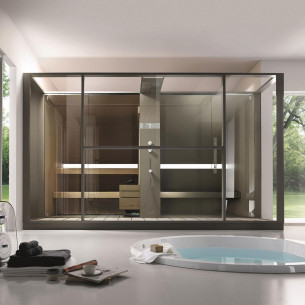 Sauna logica twin Effegibi