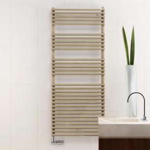 Sèche-serviettes à eau chaude Forma Spa de Zehnder