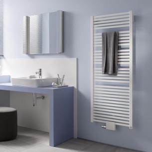 Sèche-serviettes électrique Geneo Quadris de Kermi