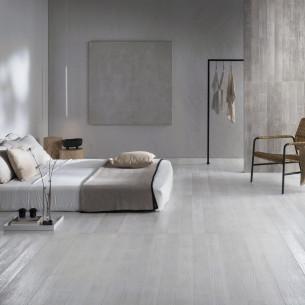 Collection Bamboo par Settecento en coloris White, Natural et Décor Burnt Natural