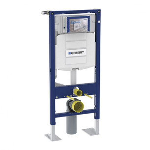 toilettes bati support geberit autoportant