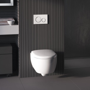 toilettes bati-support geberit plaque sigma20