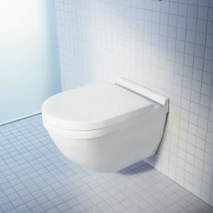 WC Duravit suspendu Starck 3
