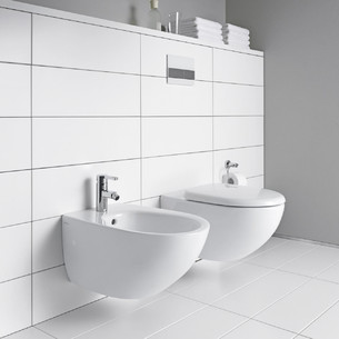 toilettes wc duravit wc suspendu architect